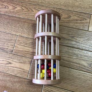 ファミリア(familiar)のファミリア タワー(知育玩具)