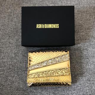 アッシュアンドダイアモンド(ASH&DIAMONDS)のASH&DIAMONDS ミニウォレット(財布)