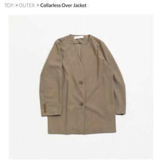 トゥデイフル(TODAYFUL)のtodayful  Collarless Over Jacket (ミリタリージャケット)