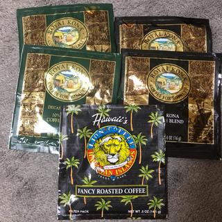 コナ(Kona)のKona コナコーヒー ハワイ産 コーヒー(コーヒー)