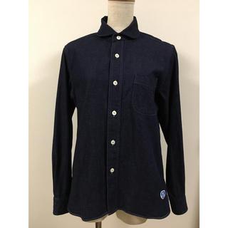 オーシバル(ORCIVAL)のほく様専用です。最終値下げ ORCIVAL デニムシャツ サイズ1(シャツ/ブラウス(長袖/七分))