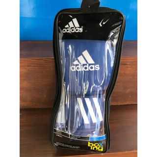 アディダス(adidas)のアディダスグローブ 10oz ブルー(ボクシング)
