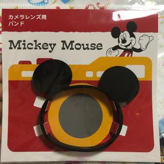 ディズニー(Disney)のミッキー カメラバンド えらい様専用(ミラーレス一眼)