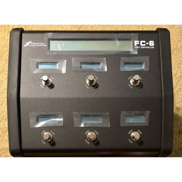Fractal Audio Systems AXE-FX III 専用 FC-6