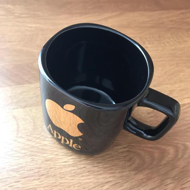 Apple(アップル)の【未使用】 Apple マグカップ エンタメ/ホビーのコレクション(ノベルティグッズ)の商品写真