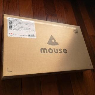 マウスコンピューター13.3型ノートPC SIMフリーMB13BCM8S2WL (ノートPC)