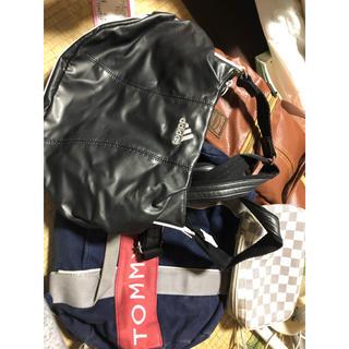 アディダス(adidas)のadidas tommy 鞄4点セット❤️(ウエストポーチ)