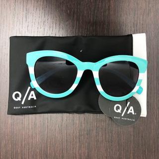 クエイアイウェアオーストラリア(Quay Eyeware Australia)のQUAY EYEWARE AUSTRALIA クエイ サングラス マリン(サングラス/メガネ)