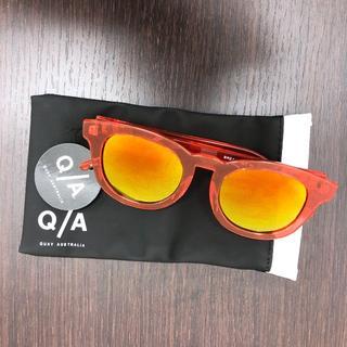 クエイアイウェアオーストラリア(Quay Eyeware Australia)のQUAY EYEWARE AUSTRALIA クエイ ミラーサングラス(サングラス/メガネ)