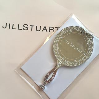 ジルスチュアート(JILLSTUART)の新品未使用 ジルスチュアート ノベルティ ミラーオーナメント(ノベルティグッズ)