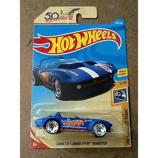 シボレー(Chevrolet)の新品未開封 ホットウィール シボレー コルベット スポーツ ロードスター(ミニカー)