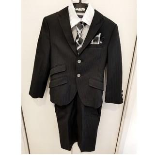 ヒロミチナカノ(HIROMICHI NAKANO)のヒロミチナカノ 男の子 120フォーマルスーツ セット(ドレス/フォーマル)