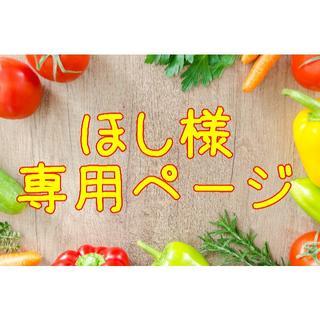 ★ほし様専用ページ(野菜)