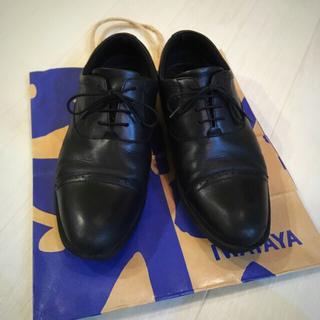 texcy luxe 25.5センチ ブラック(ドレス/ビジネス)
