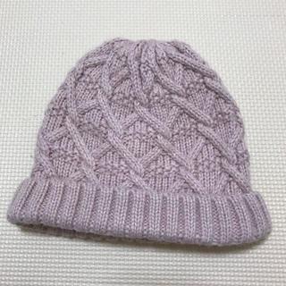 ザラ(ZARA)のニット帽(帽子)