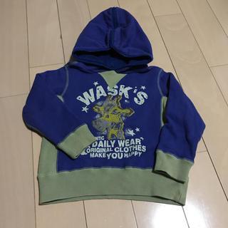 ワスク(WASK)のWASKパーカー(Tシャツ/カットソー)