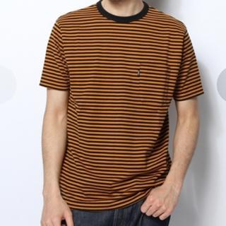 クラクト(CLUCT)のCLUCT (クラクト) ボーダー Tシャツ(Tシャツ/カットソー(半袖/袖なし))