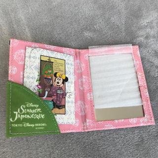 ディズニー(Disney)の【未使用】ディズニー あぶらとり紙 ミニー(その他)