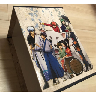 銀魂 DVD収納BOX 購入特典 アニメイト(その他)