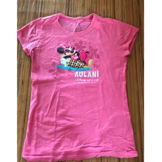 736b665dacd1f ディズニー(Disney)のアウラニ AULANI ディズニー ミニー Tシャツ ピンク(キャラクターグッズ)