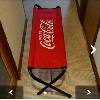コカコーラ(コカ・コーラ)のコカ・コーラ2人掛け折り畳みベンチ(その他)