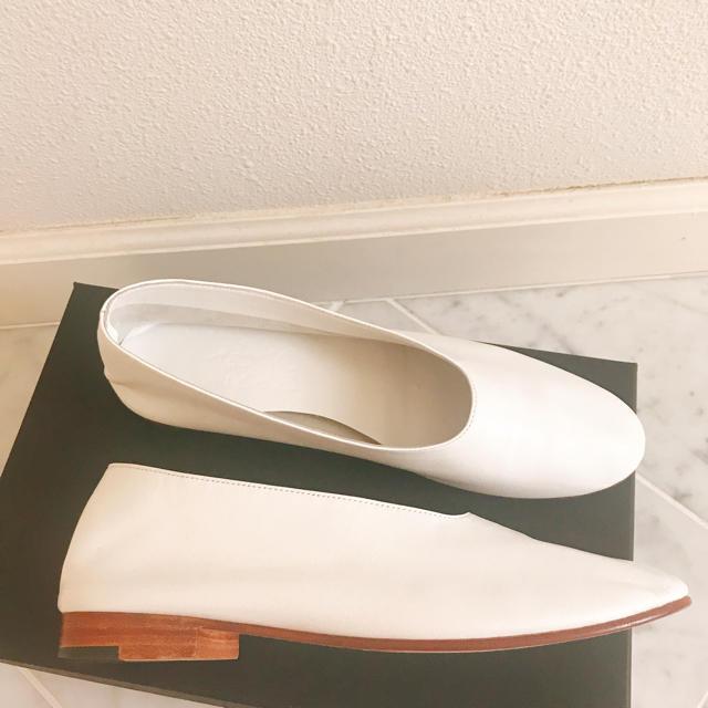 TOMORROWLAND(トゥモローランド)の【noooooona23様専用】martiniano マルティニアーノ 37  レディースの靴/シューズ(バレエシューズ)の商品写真