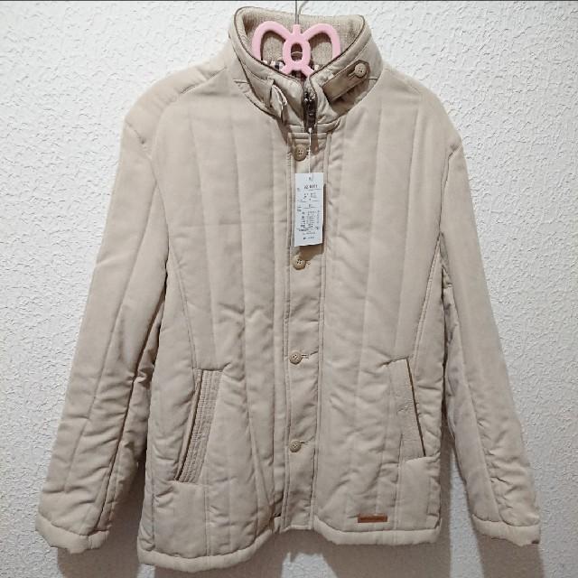 しまむら(シマムラ)の新品 しまむら メンズ スエード風 ジャケット♥️Mサイズ アベイル メンズのジャケット/アウター(ダウンジャケット)の商品写真