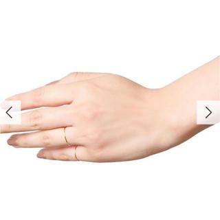 アッシュペーフランス(H.P.FRANCE)のSweet Peaバンドリング極細アッシュペー(リング(指輪))