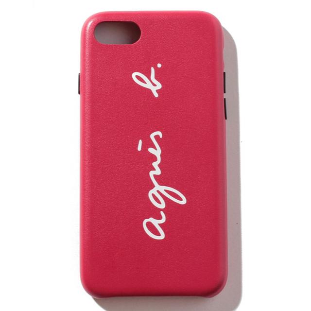 iphone6 ヴィトンケース 本物 | agnes b. - 新品 大人気 ♡ agnesb.VOYAGE ロゴモバイルケース レッドの通販 by s ♡ 's shop|アニエスベーならラクマ