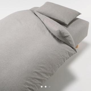 ムジルシリョウヒン(MUJI (無印良品))の無印良品 SD 掛け布団カバー(シーツ/カバー)