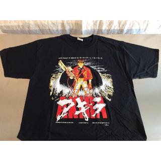 AKIRA ビンテージ Tシャツ 当時物 SUPREMEオマージュ(Tシャツ/カットソー(半袖/袖なし))