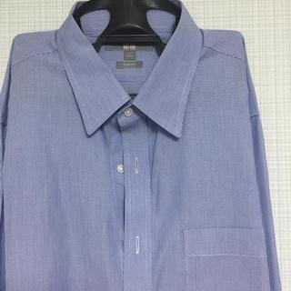 ユニクロ(UNIQLO)のユニクロ  メンズ ワイシャツ L(その他)
