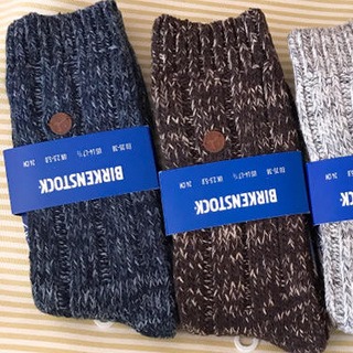 ビルケンシュトック(BIRKENSTOCK)の新品♡BIRKENSTOCK ビルケンシュトック 靴下 2足セット(ソックス)