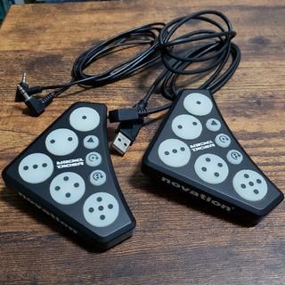 novation DICER MIDIコントローラー(MIDIコントローラー)