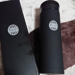 タリーズコーヒー(TULLY'S COFFEE)の「タリーズ」ステンレス携帯用魔法瓶(水筒)