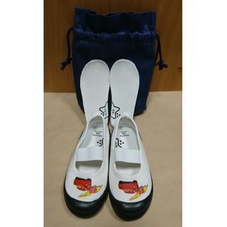 ディズニー(Disney)の 上靴 15㎝ カーズ (スクールシューズ/上履き)
