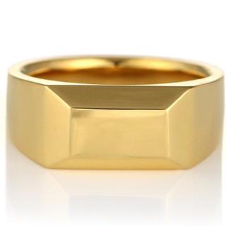 24金 メンズリング(リング(指輪))