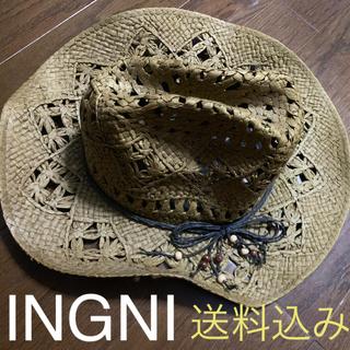 イング(INGNI)のINGNI ハット(ハット)