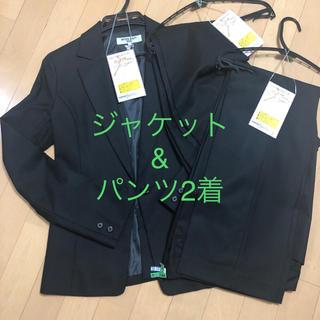 ナチュラルビューティーベーシック(NATURAL BEAUTY BASIC)のNBB パンツスーツ 美品(スーツ)