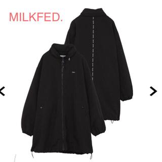 ミルクフェド(MILKFED.)の値下げ 新品 ミルクフェド MILKFED. ロングジャケット(その他)
