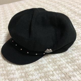 マリークワント(MARY QUANT)の【新品、未使用品】yuri様専用…マリークワントのキャスケット帽子(キャップ)