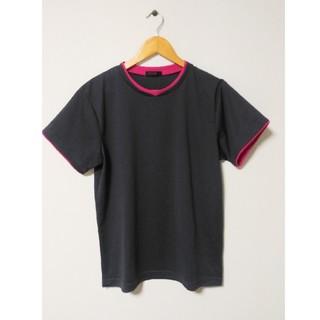 ジーユー(GU)のスポーツ用 レディースTシャツ(M)(トレーニング用品)