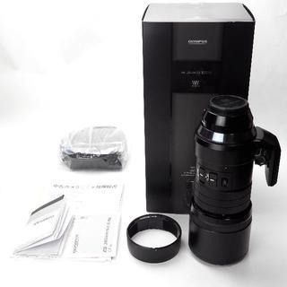 オリンパス(OLYMPUS)のM.ZUIKO DIGITAL ED 300mm F4.0 IS PRO(レンズ(単焦点))