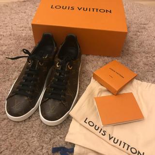 ルイヴィトン(LOUIS VUITTON)のルイヴィトン   新品、未使用 スニーカー(スニーカー)