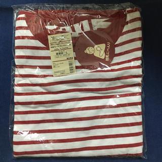 ムジルシリョウヒン(MUJI (無印良品))の新品・未使用  無印良品 半袖Tシャツ・タンクトップ付き 授乳服(マタニティトップス)