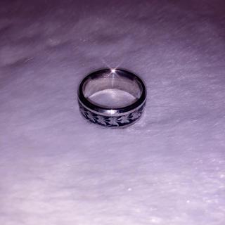 限定1点♥️ Vintage Silver Butterfly ring(リング(指輪))