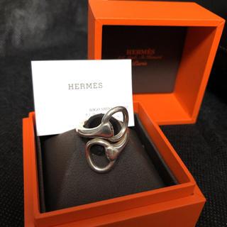 エルメス(Hermes)のエルメス リング シルバー ヴィンテージ ナウシカ ブレスレット マルジェラ(リング(指輪))