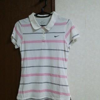 ナイキ(NIKE)の美品❗NIKE(ナイキ)のポロシャツ(ポロシャツ)