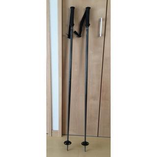 ケーツー(K2)の使用少 スキー ストック ポール K2 110cm アルミニウム(ストック)
