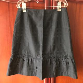バーバリー(BURBERRY)のバーバリー BURBERRY スカート 大きいサイズ(ひざ丈スカート)
